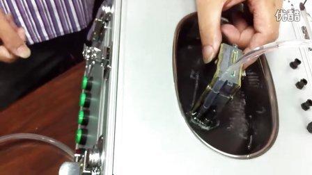 喷头清洗机versatile ultrasonic print head cleaner