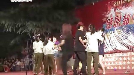 苍溪县城郊中学2012毕业晚会-苍溪热线网