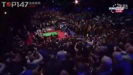 [实况]决赛最后一局及颁奖仪式 奥沙利文夺冠