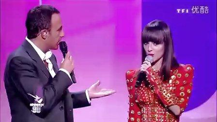 法国小天后Alizee成名曲《Moi…Lolita》【现场版】