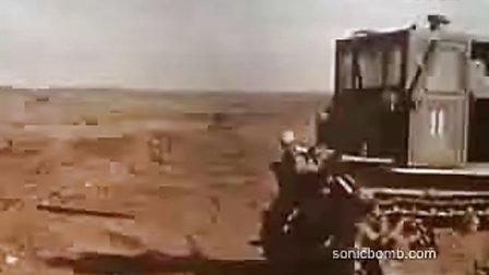 前苏联-核爆扑灭天然气井大火