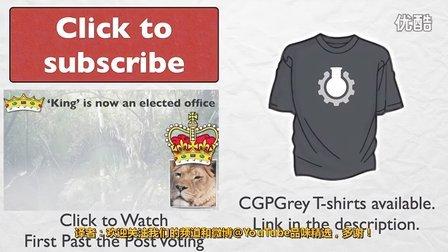 总统大选打平怎么破?[原创中英字幕] CGPGrey on the Election