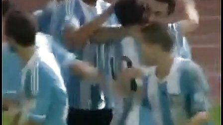 世预赛-阿根廷3:1巴拉圭