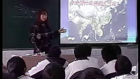 《常见的天气系统》李雨耘实录新课程高二地理优质课展示