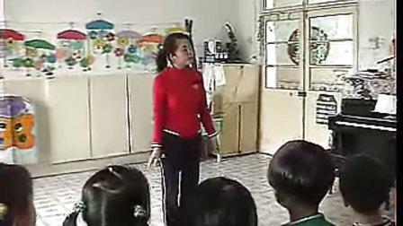 中班音乐小青蛙呱呱呱幼儿园中班主题教学优质课视频展示专辑