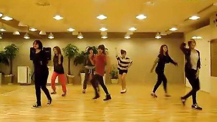 T-ara Lovey Dovey 练习室版