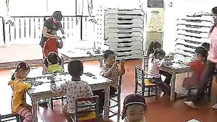 《蚕豆》田老师幼儿园中班主题教学优质课评比暨课堂教学观摩会