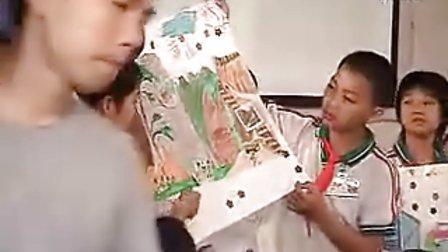 小学四年级英语优质课展示视频《Unit 3 Last Weekend》黎艳萍
