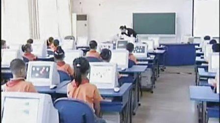 小学三年级信息技术优质课视频《多彩的气球》丁老师