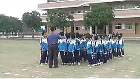 体育三四年级三四年级单元蹲踞式跳远人教课标版..