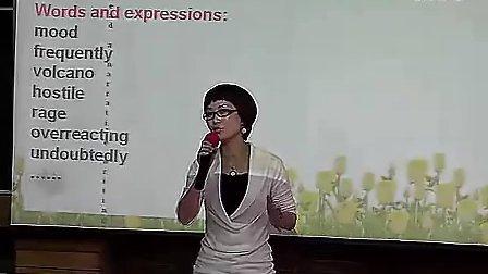 浙江省2010英语说课比赛17