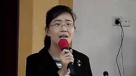 浙江省2010英语教师演讲比赛11