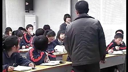 《如何解答图表数据式分析说明题》邵老师九年级历史与社会优质课展示