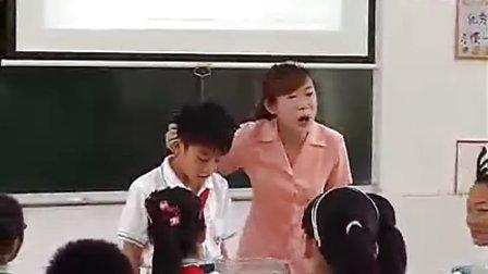 语文四年级下册27 鱼游到了纸上第一课时人教课标版张俊大信学校
