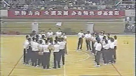 全国中小学体育优质课评比暨观摩精选四篮球行进间变向换手运球课堂实录教材视频