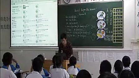 英语七年级上册 Unit6Doyoulikebananas第二课时人教课