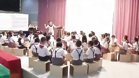 小学二年级音乐优质课《大海》伍老师