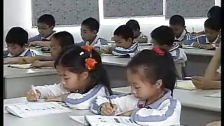 小学四年级英语优质课展示视频Book8《Unit 5 Revision B D》深港版王老师