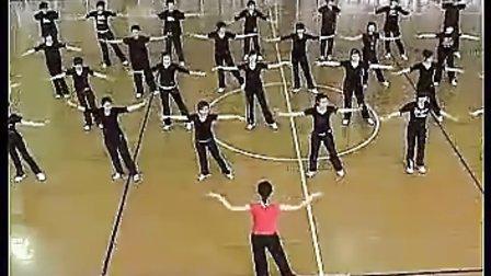 《健美操》高中2年级辽宁杜巍 2010年全国中小学体育优质课评比暨观摩