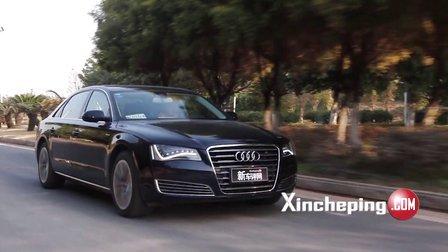 大车小胃王 奥迪A8L hybrid试驾视频