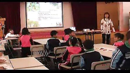 小学一年级英语优质课视频1b《unit 3 colour》牛津英语上海版 1