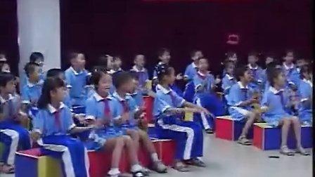 小学二年级音乐《音乐小屋》张娟广东第三届中小学音乐课比赛