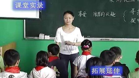 小学三年级语文优质课《装满昆虫的口袋》张明群