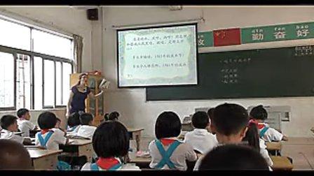 小学二年级语文优质课展示下册《难忘的泼水节》人教版李老师
