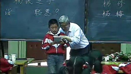 语文五年级《杨氏之子》二探索-走进生本教育于永正13