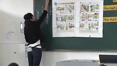 小学六年级英语优质课《unit4 choosing a gift》实录与评说汪霞