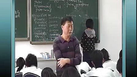 高一数学函数的单调性和导数教学视频 1