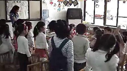 幼儿园大班音乐优质课展示《哈哈镜》周老师