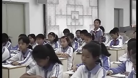 小学五年級音樂优质课视频上册《雪绒花》实录张老师