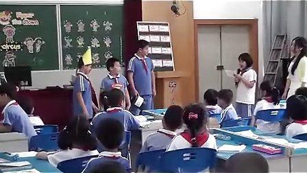 小学二年级英语《kipper the clown》教学视频《典范英语》