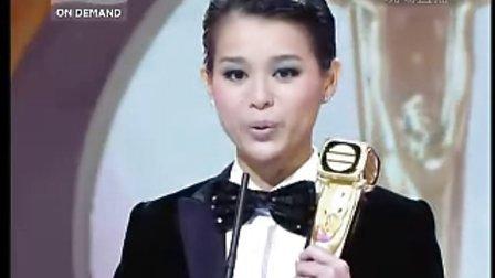 TVB41周年台庆颁奖礼 时尚魅力大奖:胡杏儿