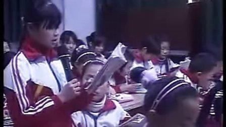 小学六年级语文矛盾课堂实录教学视频