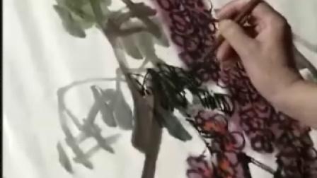 花鸟画技巧与欣赏