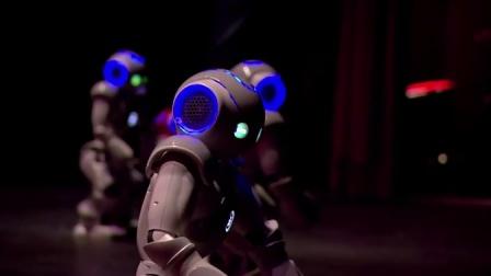 布鲁诺 梅森尼尔:舞动吧 小机器人们