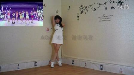 【熊晓颖】 AOA  短发 舞蹈