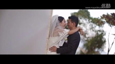 巴厘岛婚礼: Zhen and Cai