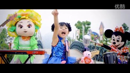 中国歌坛年纪最小摇滚歌手张晶晶单曲《给我点阳光》MV