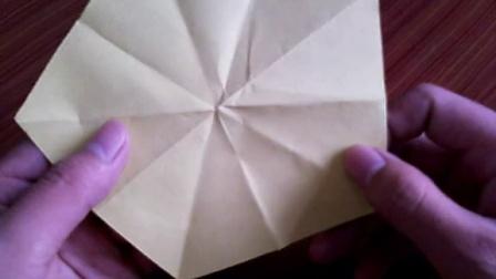 折纸王子大全 简单折纸 幼儿儿童折纸大全视频教程 等边五角形