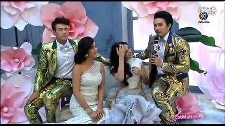 2014.11.3 SSBT - Aum,Janie,James Ma和Wawa拍摄年历花絮