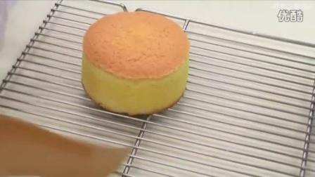【スイーツレシピ】スポンジケーキの作り方 How to make a sponge cake