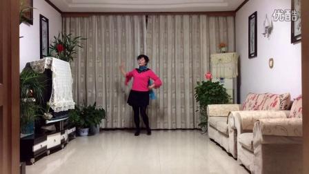 风中梅花广场舞  (排舞)我们的歌谣   杨丽萍编舞