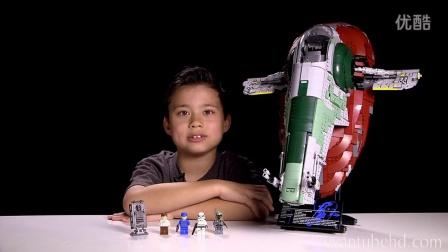 [K分享] 手残永远的痛!超强LEGO拼装延时摄影 星球大战UCS系列