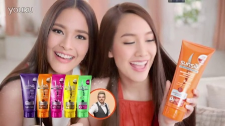 【泰国广告】Min Poo Sunsilk
