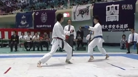JAPAN University Karate taunament 51st -2