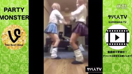 女子高中生禽兽般的魔性舞蹈2