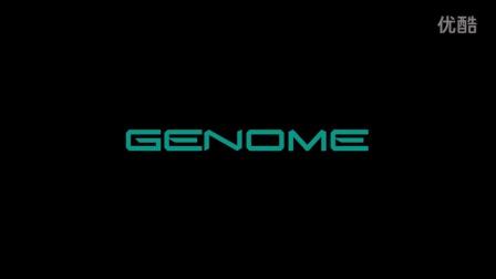 GENOME_九州风神病毒机箱